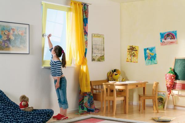 купить металлопластиковые окна в Крыму для детской - Комфортный дом